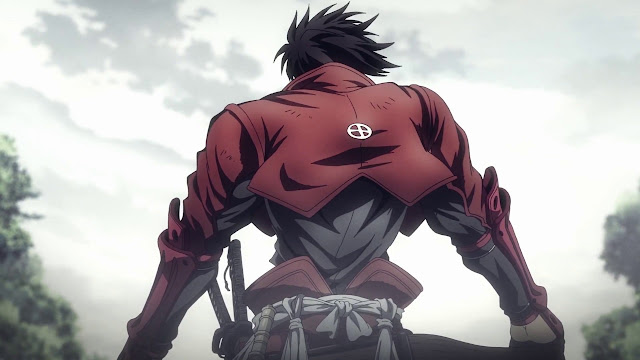 Drifters (Episode 01 - 12) Batch Subtitle Indonesia