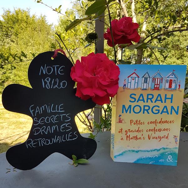 Petites confidences et grandes confessions à Martha's Vineyard de Sarah Morgan
