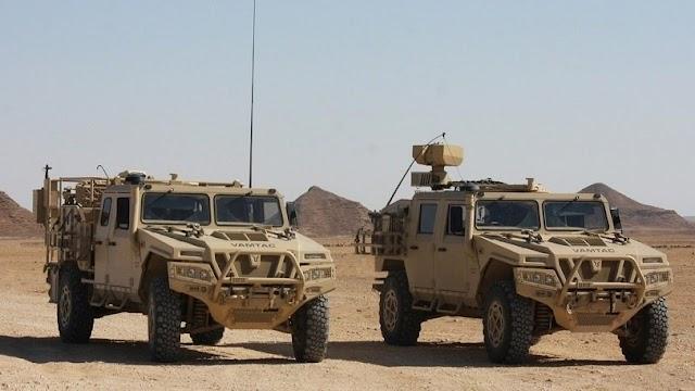 «Δίας»: Το στρατιωτικό τζιπ που πρότειναν οι Ισπανοί στην Ελλάδα για νέο εθνικό όχημα ΕΔ (ΒΙΝΤΕΟ)
