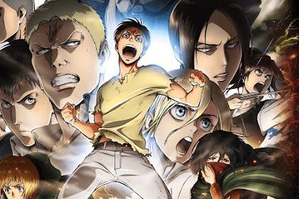 Shingeki no Kyojin Season 3 Episode 01-12 Subtitle Indonesia [Batch]