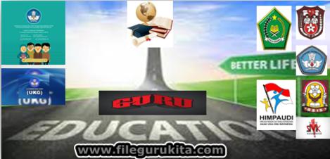 Kumpulan File Administrasi Ujian Sekolah (UTS, US, UAS, UKK, UNAS, UN) Lengkap