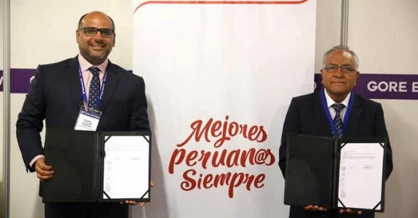 MINEDU suscribe convenios con regiones Amazonas y Lima para implementar institutos tecnológicos de excelencia - www.minedu.gob.pe