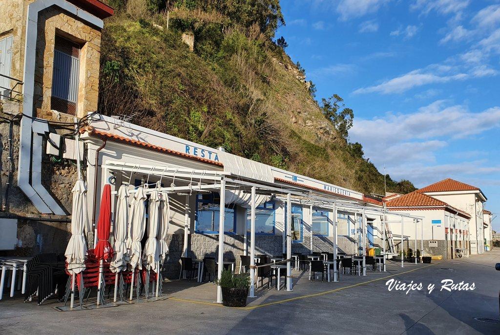 Restaurante El Uría de Tazones