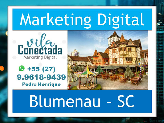 Marketing Digital Profissional Criação Site Loja Virtual Blumenau Santa Catarina