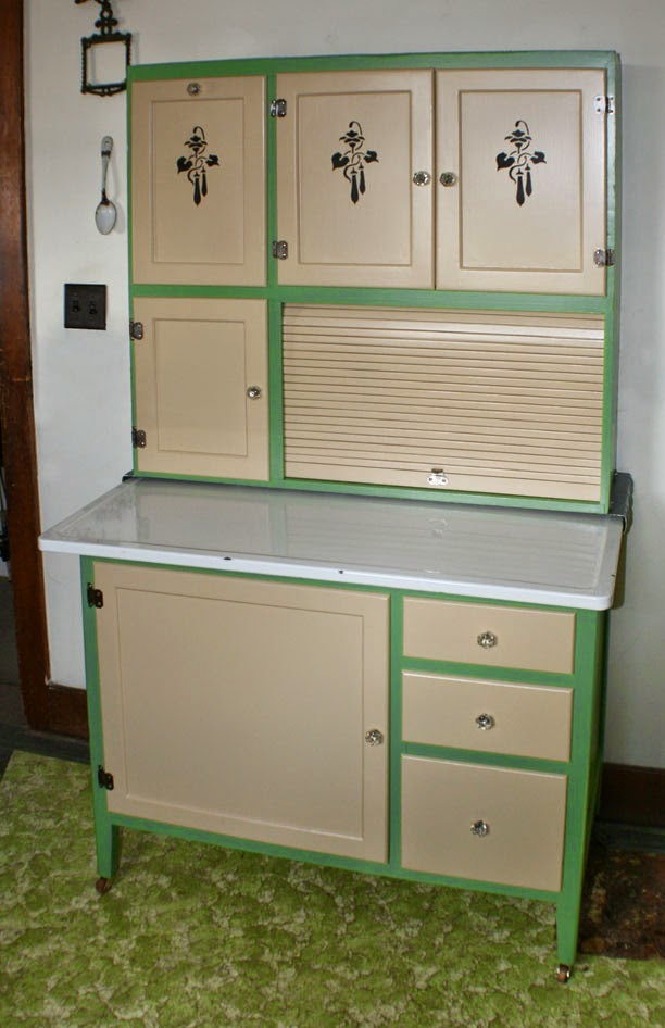 Metal Kitchen Cabinets Manufacturers Island With Bar Stools Heroes, Heroines, And History: The Hoosier Cabinet