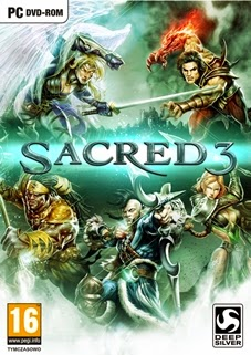 Sacred 3 - PC (Download Completo em Torrent)