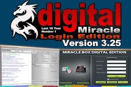 MIRACLE BOX DIGITAL (LOGIN EDITION) V3.25