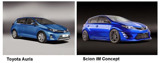 2014 Toyota Corolla Configurations >> Car FYI: November 2014