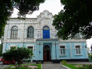 Біла Церква. Вул. Хмельницького. Будинок художньої творчості