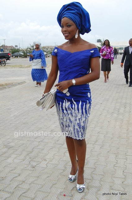 Placidas Blog Photosnigerian Women In Lace And Ankara -2792