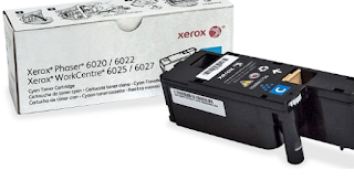 Xerox Workcentre 6027 Toner Cyan