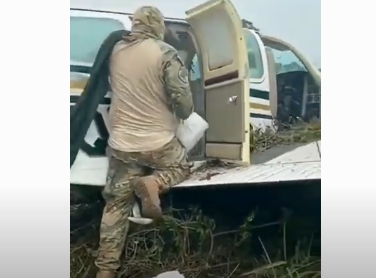 Polícia Federal intercepta avião no Pará com quase meia tonelada de maconha