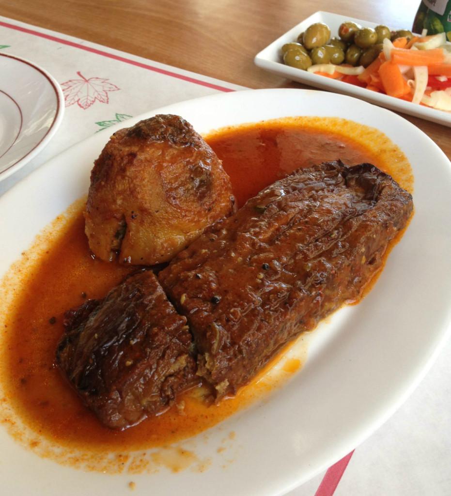 מסעדת גיא בטבריה - ממולאים