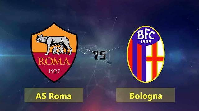مشاهدة مباراة روما وبولونيا بث مباشر
