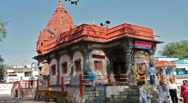 Harsiddhi Durga Temple