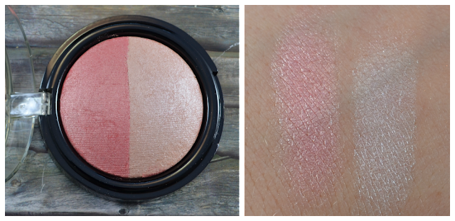 Rival de Loop The Golden 20's LE Contouring Duo Highlighter und Blush Swatches