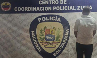 HOMBRE por presunta VIOLACIÓN a su HIJA en Maracaibo
