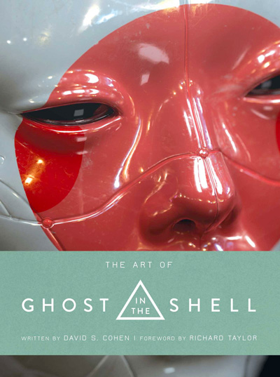 Amazon - The Art of GITS by David S. Cohen Artbook