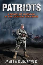 James Rawles seorang survivalis yang meramal datangnya kiamat