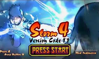 Naruto Senki Mod UNS 4 Version Code 1.1 Apk