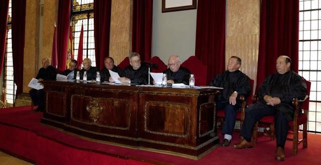 Consejo de Hombres Buenos de Murcia y Derecho procesal