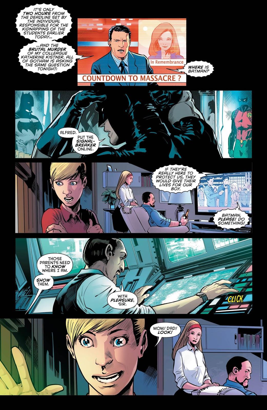 DETECTIVE COMICS #986 8//8//18
