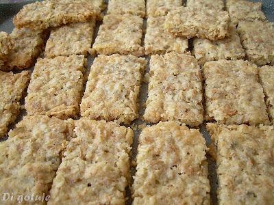 Kokosowe ciastka z płatków 5 zbóż (na oleju kokosowym)