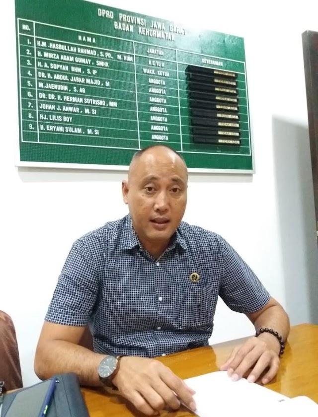 BK DPRD Jabar Panggil Pelapor dan Terlapor Kasus Dugaan Manipulasi Identitas Diri