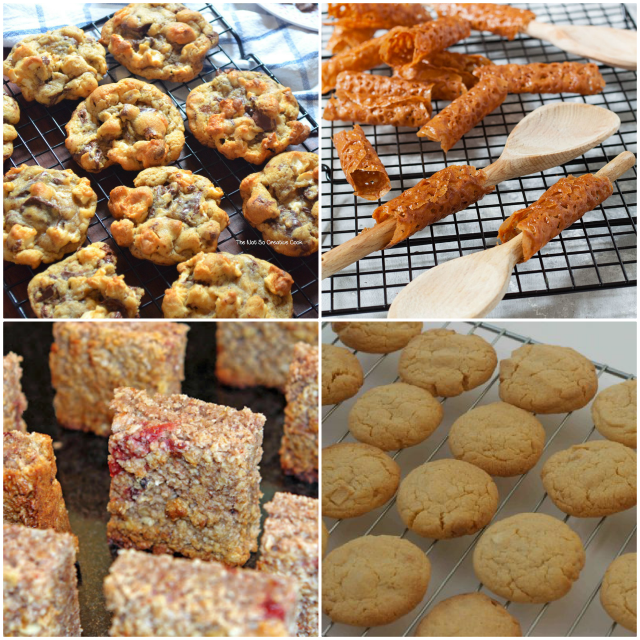 Biscuit and cookie recipes