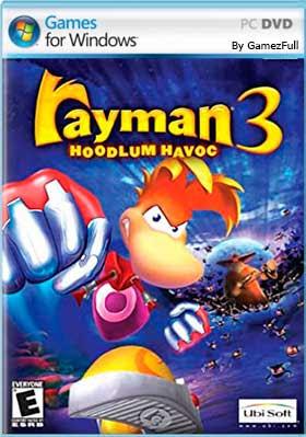 Rayman 3 Hoodlum Havoc [Full] Español [MEGA]