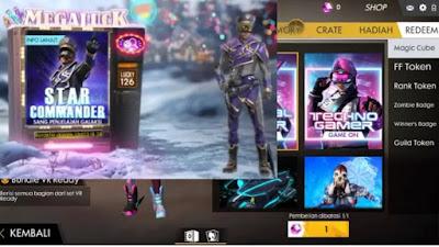 Pembahasan kali ini kami akan mengulas tentang game Free Fire Bundle Magic Cube Terbaru 2020 di Game Free Fire