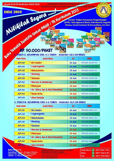 Daftar Harga Buku TK,Buku TK Paud Toko Online ,Majalah PAUD,BukU PAud,MAjalaH Play Group,buku Tk,BUKU,BUKU TK, Buku PAUD|TK|APE|Mainan Edukatif,buku taman kanak-kanak