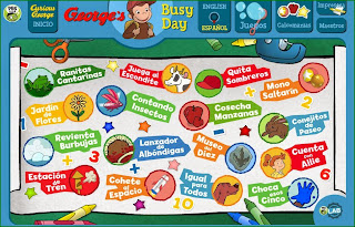 http://pbskids.org/curiousgeorge/busyday/span_index.html