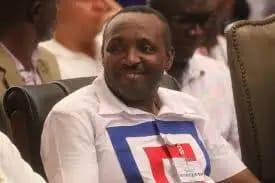 Mahama Is Acting Like An Infant – John Boadu