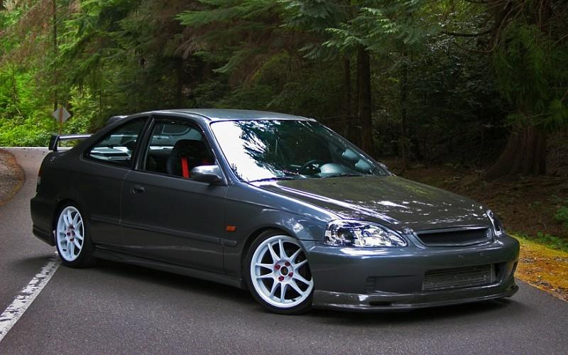 Gambar Honda Civic Ferio Modifikasi