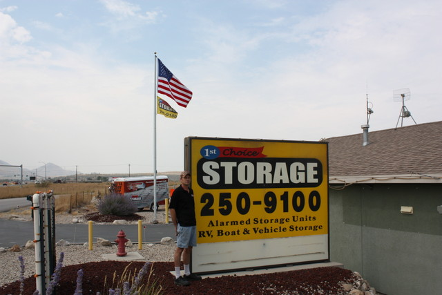 1st Choice Storage Proudly Offering Storage Units In