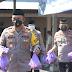 Ringankan Beban Warga Terdampak Covid-19, Polres Ngawi Salurkan Hewan Qurban Ke Lembaga dan Distribusikan Daging Door To Door
