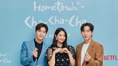 drama hometown chachacha