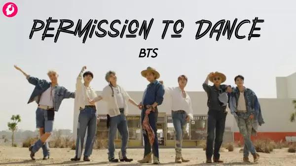 Permission To Dance Lyrics BTS