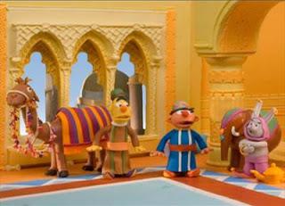 Sesame Street Bert and Ernie's Great Adventures Three Wishes.1
