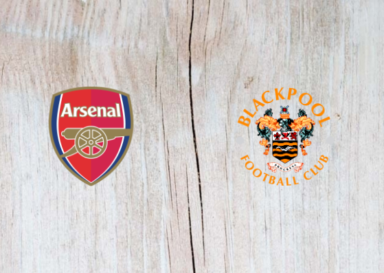 Arsenal vs Blackpool Full Match & Highlights 31 October 2018