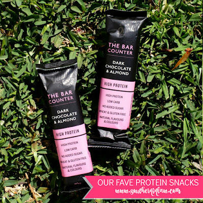 The Bar Counter High Protein Gluten Free Bars Review - high protein snacks Australia