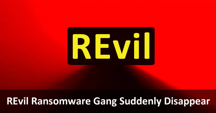 REvil Ransomware Gang Suddenly Disappear – Dark Web Sites Are Down