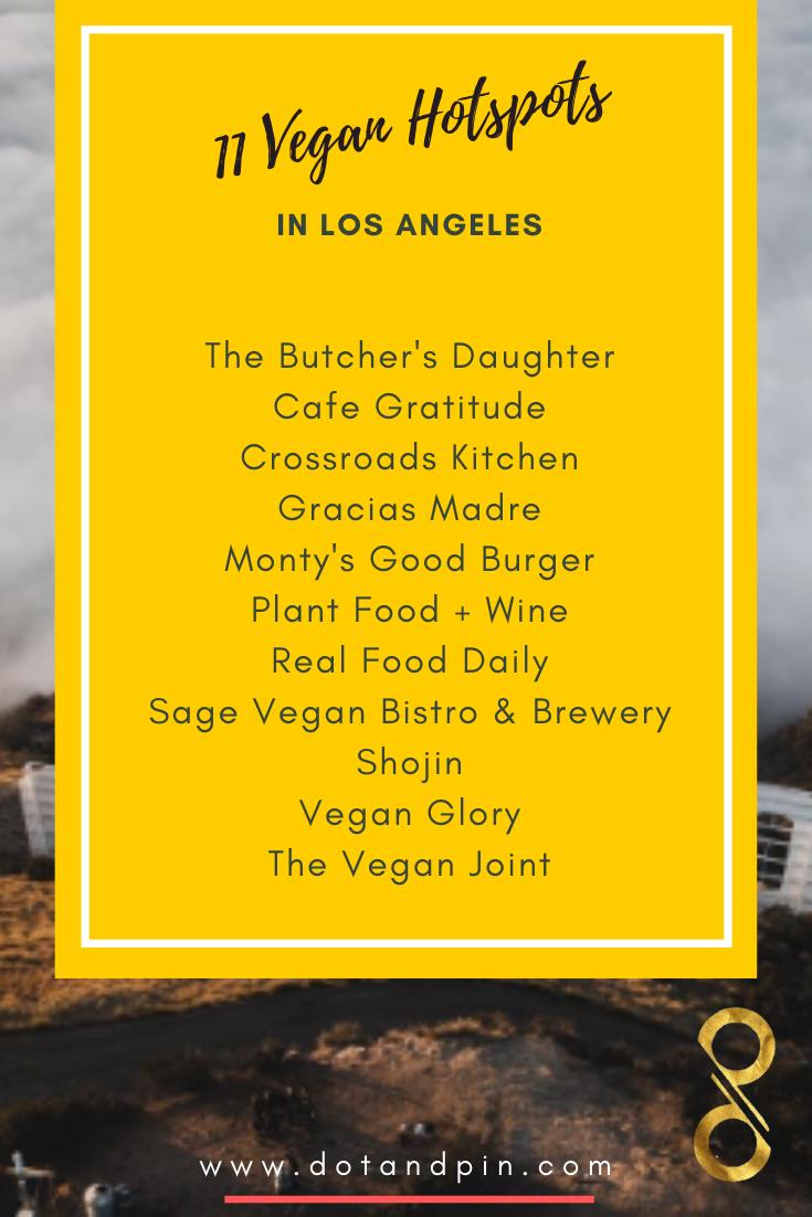 Vegan in LA