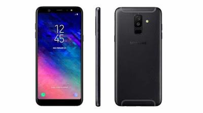 Cara Screenshot Samsung Galaxy A6 Dan A6 Plus