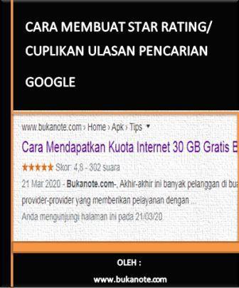 rating-bintang-pencarian-google