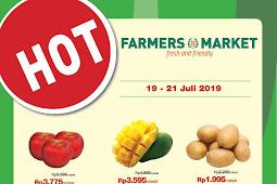 Katalog Promo Farmers Market Weekend 19 - 21 Juli 2019