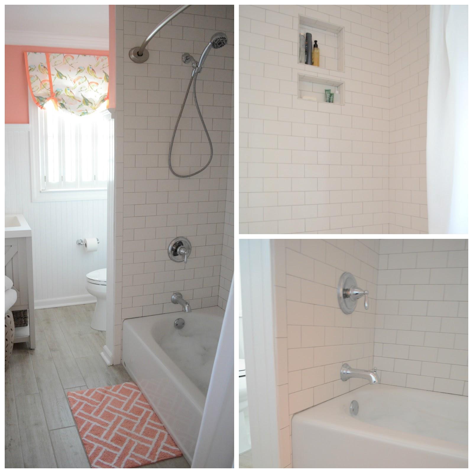 Hall Bathroom Tiles: The Houston House: Hall Bathroom: Sources