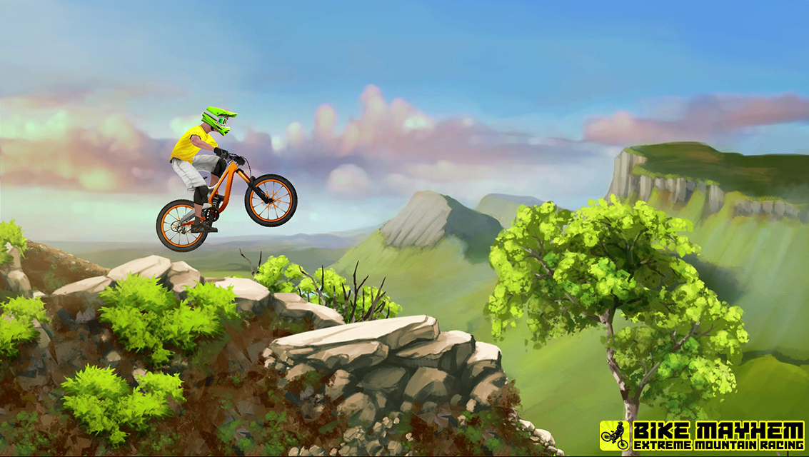 Bike Mayhem Mountain Racing MOD