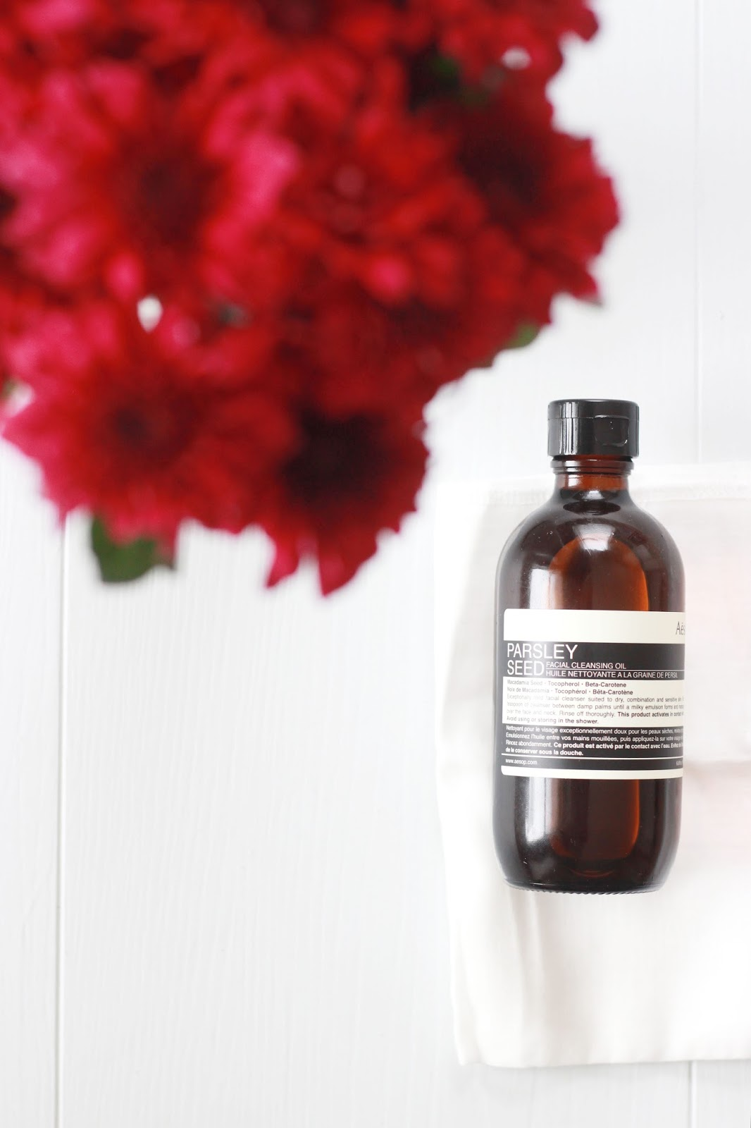 Aesop Parsley Seed Cleansing Oil
